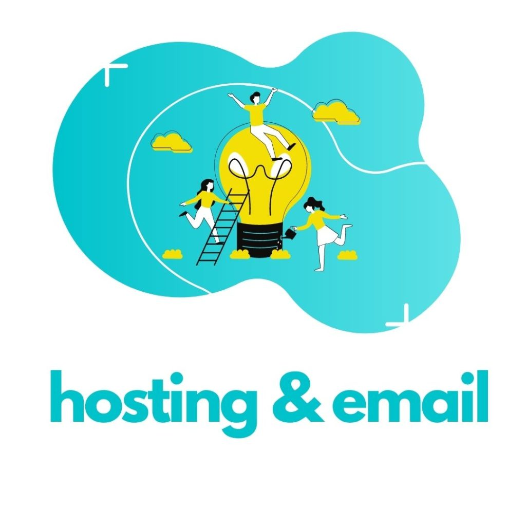Hosting & Email Services at Alwin Studios